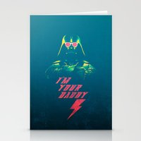 I'm Your Daddy Stationery Cards
