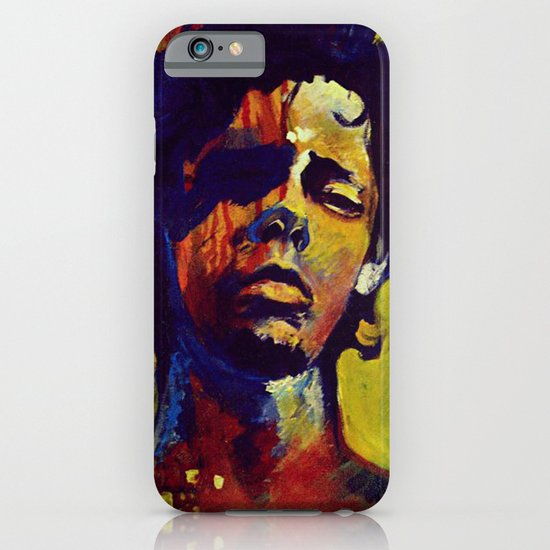 Portrait * Darren Le Gallo iPhone & iPod Case