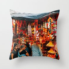 India [2] Throw Pillow