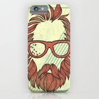 Beard And Shades iPhone 6 Slim Case