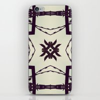 Serie Klai 004 iPhone & iPod Skin