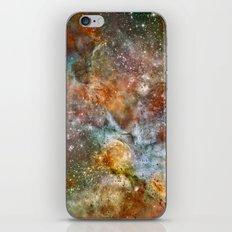Acrylic Multiverse iPhone & iPod Skin