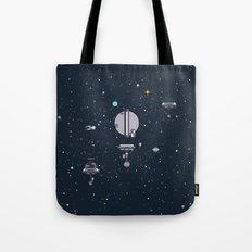 M - Triton Tote Bag