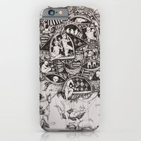 iPhone & iPod Case featuring Free flight by Zina Nedelcheva