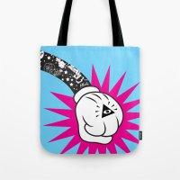 Mick 'The Terrible' Tote Bag