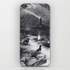 Strangers iPhone & iPod Skin