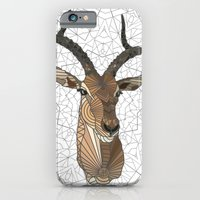 iPhone Cases featuring Modern Impala by ArtLovePassion