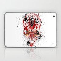 Red Rage Laptop & iPad Skin