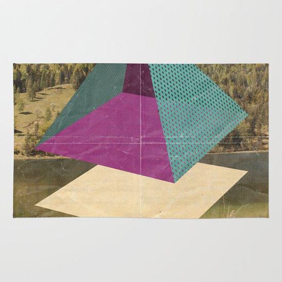 piramidi&nuvole Area & Throw Rug