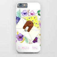 I Miss You.   iPhone 6 Slim Case
