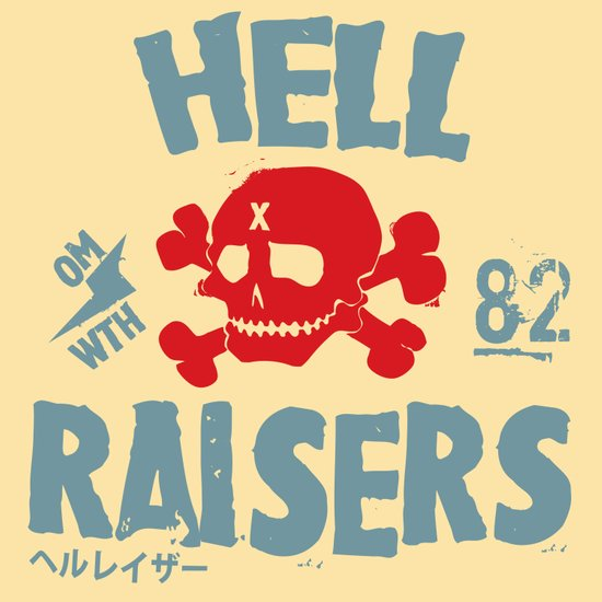 Hell Raisers Art Print