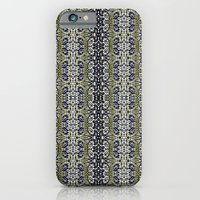 iPhone & iPod Case featuring Lacy Seas by TheLadyDaisy