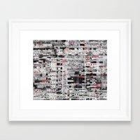 Natural Selection Doesn'… Framed Art Print