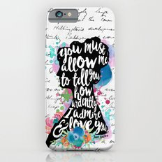 Mr. Darcy - Ardently Adm… iPhone 6 Slim Case