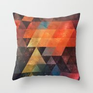 Nyst Throw Pillow