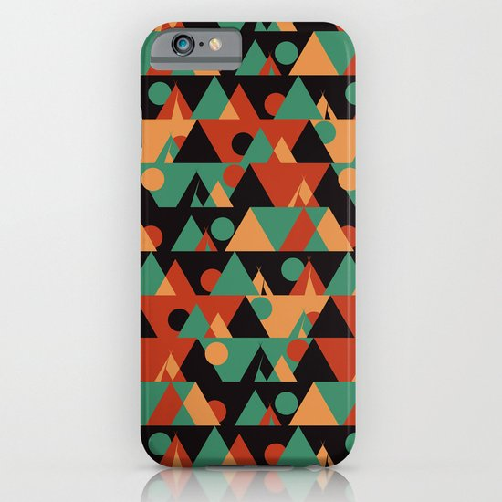 The sun phase iPhone & iPod Case