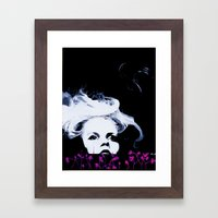 The Beauty of Despair #3 Framed Art Print