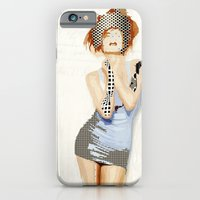 iPhone & iPod Case featuring Ruby by Rita Acapulco