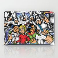 C2 & Posse (This is not Cool!) iPad Case