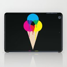 CMYKream iPad Case