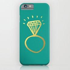 Diamond Ring Slim Case iPhone 6s