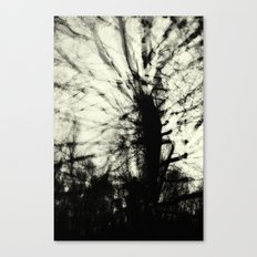 insectus [ex. c: incised, dissected] Canvas Print