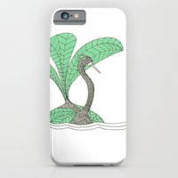 iPhone & iPod Case featuring vert pale pc 920 by Maria Janosko