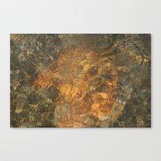 Natural Mosaic 5 Canvas Print