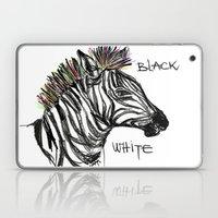 Black White Laptop & iPad Skin