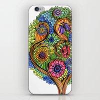 Magical Tree iPhone & iPod Skin