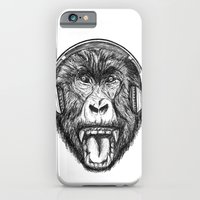 iPhone & iPod Case featuring Scream And Shout by DeMoose_Art