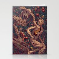 Tree People Stationery Cards