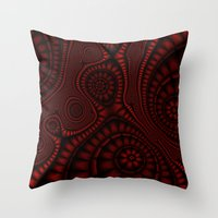 To Feel Or Not To Feel Throw Pillow