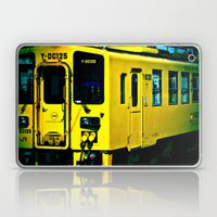 J Train Laptop & iPad Skin