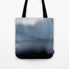 In Blue Tote Bag