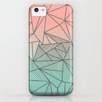 iPhone 5c Cases featuring Bodhi Rays by Fimbis