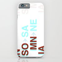 iPhone & iPod Case featuring Insomnia / Insane by Futurism_