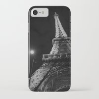 eiffel iPhone & iPod Cases featuring Eiffel by Envibe Photography