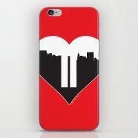 Love Gone iPhone & iPod Skin