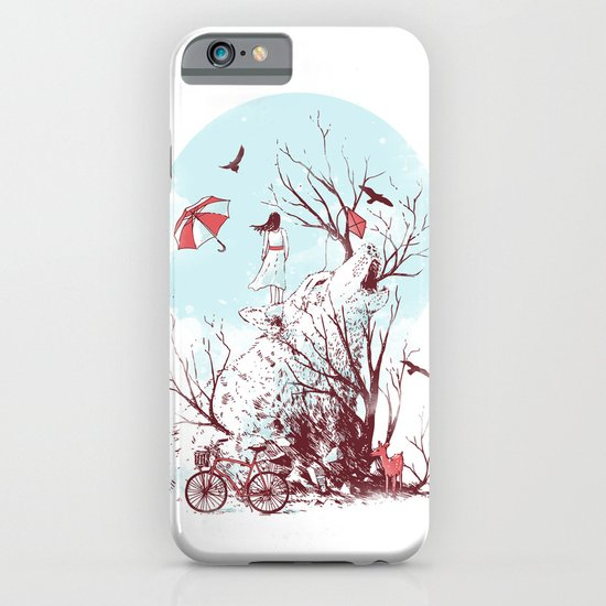 Call of the Wild iPhone & iPod Case
