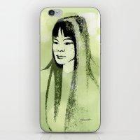 Eastern Princess iPhone & iPod Skin