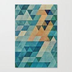 Vyntyge Pwwdr Canvas Print
