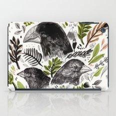 DARWIN FINCHES iPad Case