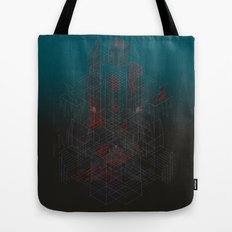 Forgotten Crypt of the Amnesiac Immortal Tote Bag