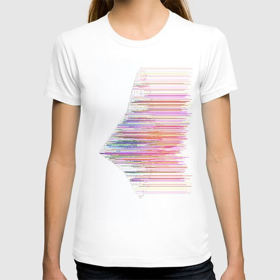glitchship T-shirt