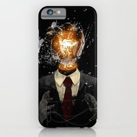 iPhone & iPod Case featuring Everything Breaks by SPYKEEE