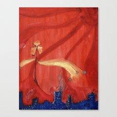 e-scape Canvas Print