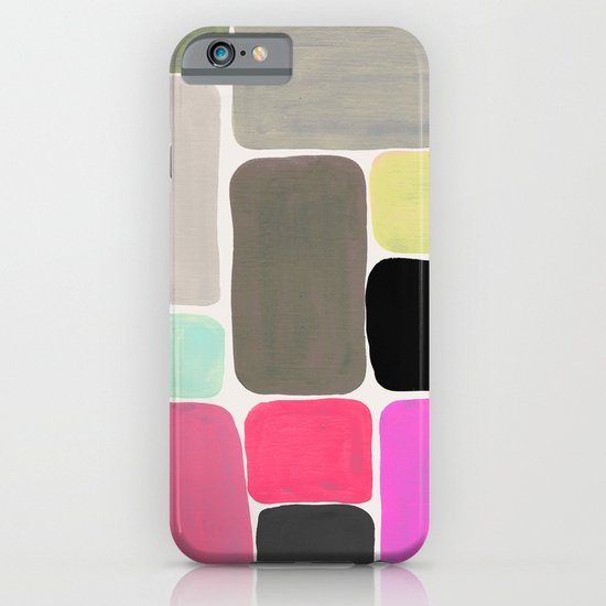 colour + pattern iPhone & iPod Case