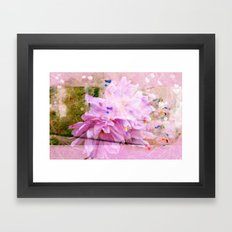 Summer Haze Framed Art Print