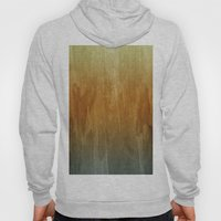 Earthy Water Color Abstract Hoody